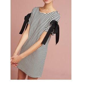 NWT ANTHROPOLOGIE Ribbons & Stripes Dress